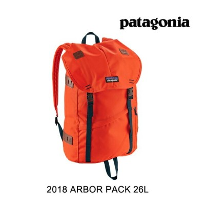 2018 PATAGONIA パタゴニア バックパック ARBOR PACK 26L PBH PAINTBRUSH RED