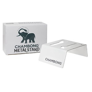 Chambongメタルスタンド – ホルダーfor your Chambong Champagne Glasses