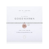 Katie Loxton – A Little Good Karma – withローズゴールドディスク – ブレスレット