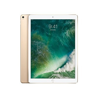 APPLE iPad Pro 12.9インチ Wi-Fi 256GB MP6J2J/A [ゴールド]