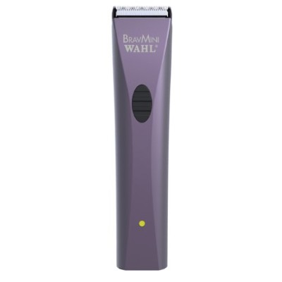 41590-0433 Purple BravMini Professional Cordless Pet Trimmer Kit by Wahl Professional Animal by Wahl