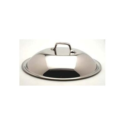All-Clad 18/10 Stainless Steel Chef's Pan Domed Lid, 32cm