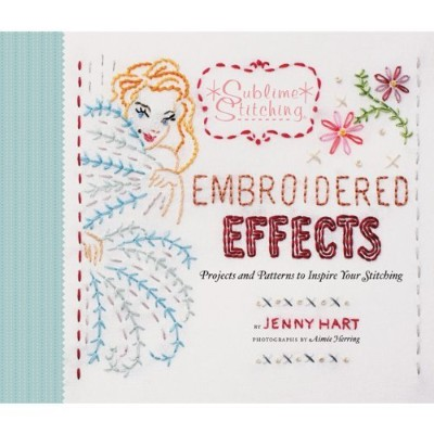 Chronicle Books CH-67016 Embroidered Effects Book, 160 Pages, 8-3/4 by 8-Inch by Chronicle Books ...