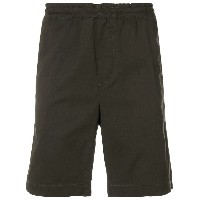 Mauro Grifoni classic fitted shorts - グリーン