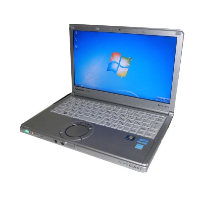 中古パソコン ノート レッツノート Windows7 Panasonic Let'sNote CF-SX2(CF-SX2JE4DS) Core i5-3320M 2.6GHz メモリ4GB...