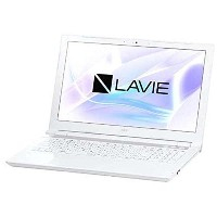 NEC 15.6型 ノートパソコン LAVIE Note Standard NS630/JAWエクストラホワイト(Office Home&Business Premium プラス Office...