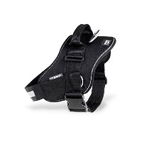 JULIUS-K9 | IDC-Powerharness with siderings | Size: 1 | Black by Julius-K9