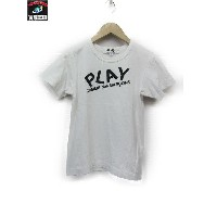 COMME des GARCONS PLAY S/Sカットソー S【中古】