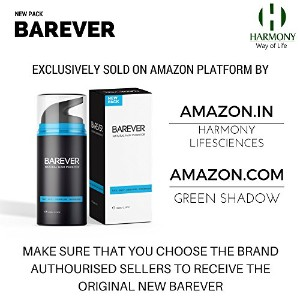 Herbal Barever Permanent Hair Removal Cream Stop Hair Growth Inhibitor Remover by Barever