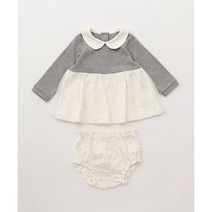 kate spade new york childrenswear/kate spade new york childrenswear  ロングスリーブスタードレス(8574522) オフホワイト ...