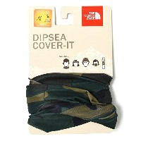 THE NORTH FACE DIPSEA COVER-IT【NN01875-FW-WOODLAND CAMO】