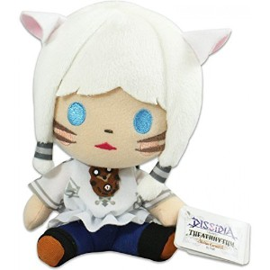 "Final Fantasy All Stars変形7 "" Plush人形Vol。1 Y 'shtola"