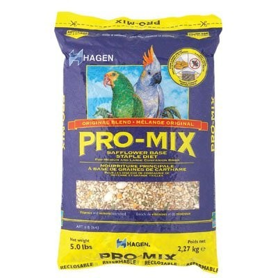 Parrot VME Pro-Mix Seed, 25-Pound by Hagen