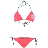 レディース ROXY RX Bikini Roxy Essentials Tiki Tri/Scooter 水着(ビキニ) フューシャ