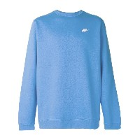 Nike crew neck fleece - ブルー
