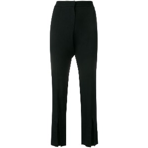 Federica Tosi cropped trousers - ブラック