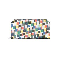 Pierre Hardy cube print continental wallet - マルチカラー