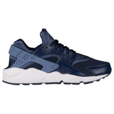(取寄)ナイキ レディース エア ハラチ スニーカー Nike Women's Air Huarache Diffused Blue Obsidian Summit White Black