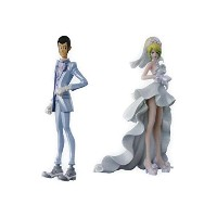 ルパン三世 CREATOR×CREATOR 「LUPIN THE THIRD Wedding ver.」 通常カラーver. / 「REBECCA ROSSELLINI Wedding ver.」...