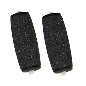 Pedi Solutions Rollers Refill Heads Extra Coarse Compatible with Pedi Perfect Foot Files Electronic...