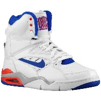 ナイキ メンズ バスケットボール シューズ・靴【Air Command Force】White/Bright Crimson/Wolf Grey/Lyon Blue