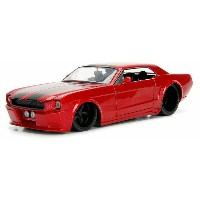1/24 1965 Ford Mustang GT Gloss Red[Jada Toys]《06月仮予約》