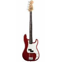 Fender Mexico(フェンダー)Standard Precision Bass【Candy Apple Red】