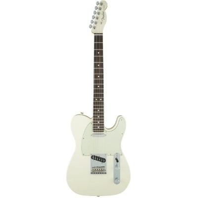 Fender USA(フェンダー)Limited Edition American Standard Telecaster Painted Headcap Olympic White