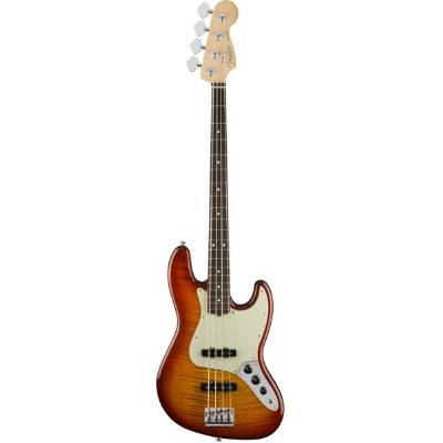 Fender USA(フェンダー)2017 Limited Edition American Professional Jazz Bass FMT Aged Cherry Burst