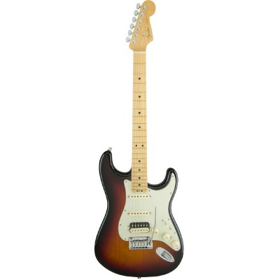 Fender USA(フェンダー)American Elite Stratocaster HSS Shawbucker 3-Color Sunburst