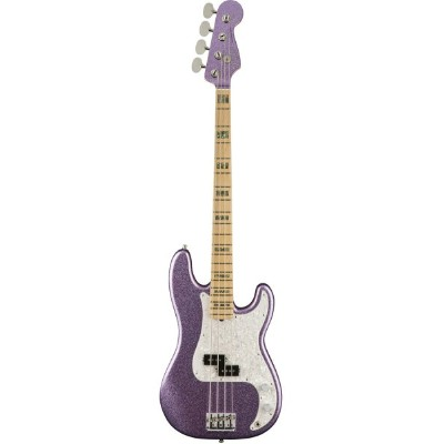 Fender USA(フェンダー)2017 Limited Edition Adam Clayton Precision Bass Purple Sparkle