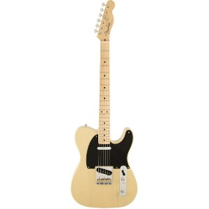 Fender USA(フェンダー)Limited Edition American Vintage '52 Telecaster Korina