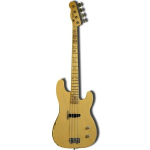 Fender Custom Shop Dusty Hill Signature Precision Bass Nocaster Blonde