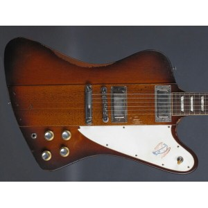 Gibson Custom Shop Inspired by Series Johnny Winter Signature Firebird V Aged & Signed【海外直輸入USED品】