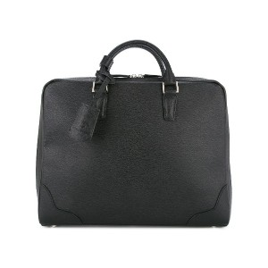 United Arrows rectangular shaped briefcase - ブラック