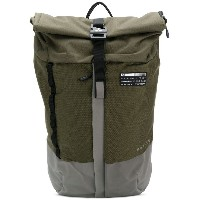 Oakley roll top backpack - グリーン