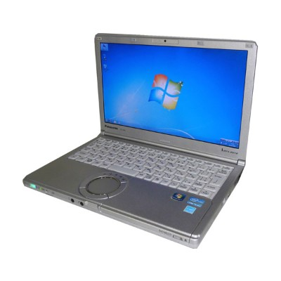 中古パソコン ノート レッツノート Windows7 Panasonic Let'sNote CF-SX2(CF-SX2JDHYS) Core i5-3320M 2.6GHz メモリ4GB...