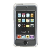 Msfort iPod touch 2nd/3rd 【2世代/3世代】 クリスタルハードケース / フルカバー仕様 【クリア】 touch2G / touch3G