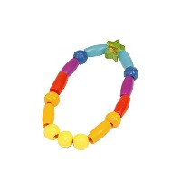 The First Years Soft Teething Beads