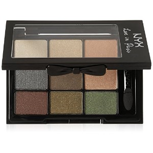 NYX Love in Paris Eye Shadow Palette C'est La Vie (並行輸入品)