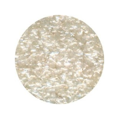 CK Products Edible Glitter - White - 1/4 oz