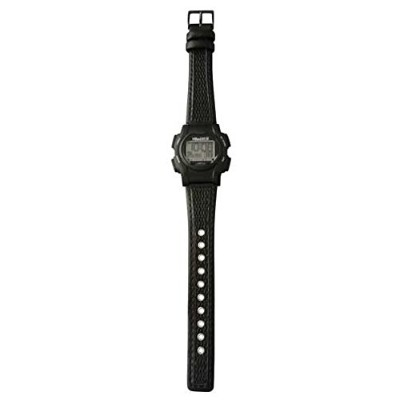VibraLITE Mini 12-Alarm Vibrating Watch - Black by VibraLITE