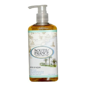 South of France Hand Wash, Cote Dazur, 8 Ounce by South Of France