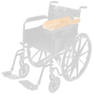 Sammons Preston Adjustable Arm Tray, Left, Arm Support, Armrest for Wheelchairs and Contoured,...