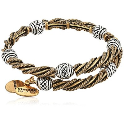 Alex and Ani Womens Relicラップブレスレット Expandable