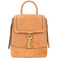 Rebecca Minkoff Bree convertible backpack - ブラウン