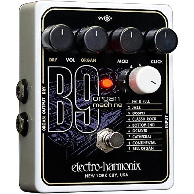 Electro-Harmonix B9 Organ Machine 並行輸入品