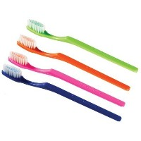 Mintburst Prepasted Individually Wrapped Toothbrush (36 Toothbrushes) by Plak Smacker