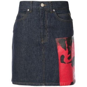 Calvin Klein 205W39nyc x Andy Warhol Foundation Dennis Hopper denim