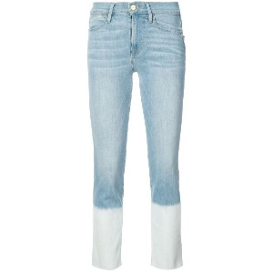 Frame Denim Le High straight leg jeans - ブルー